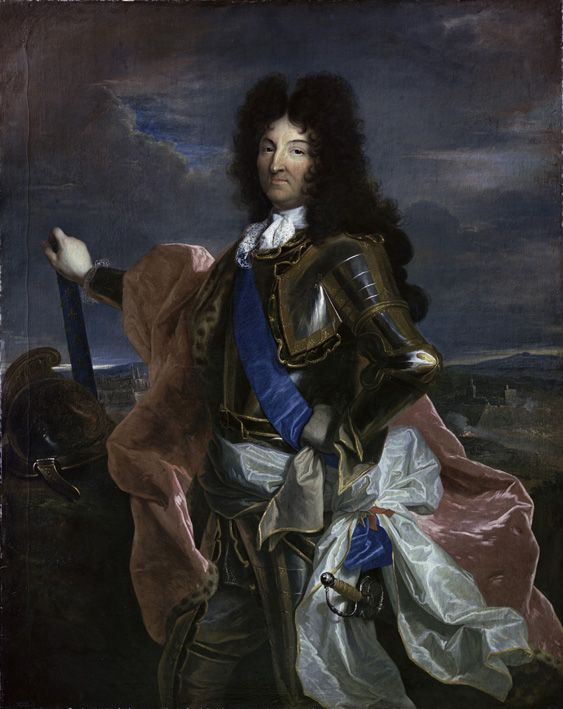 루이14세 1694 - 셍트 리고