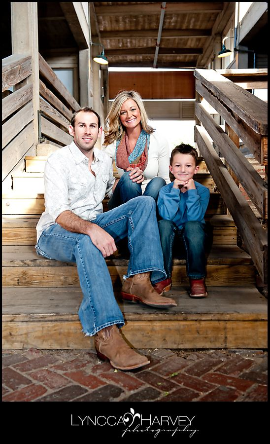 Fort Worth Family Photographer | Stockyards | Lyncca Harvey Photography