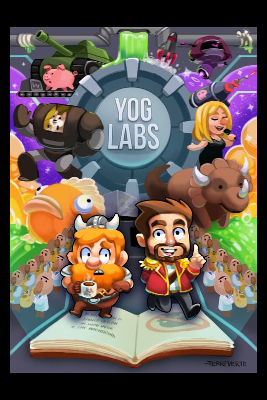 welcome to yoglabs, the home of innovation [x]