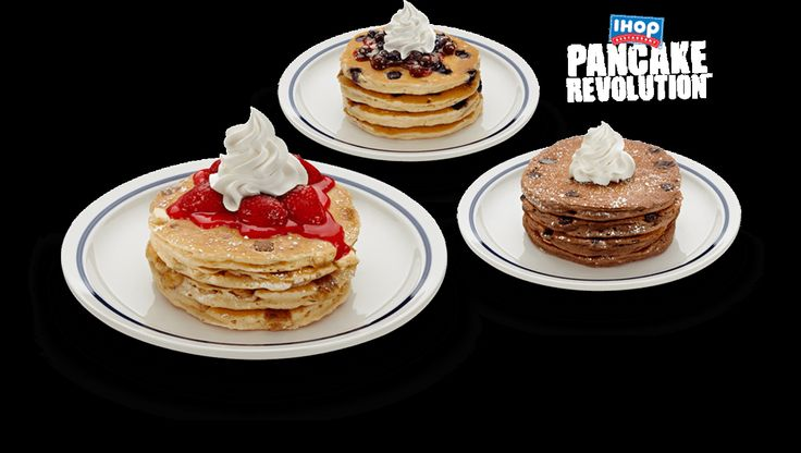 Free Birthday Meals from the Pancake Revolution® | IHOP | IHOP