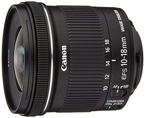 Canon Objectif: Élargissez l'angle de champ de vos photos grâce à cet objectif ultra grand-angle Facile à transporter grâce à son design…