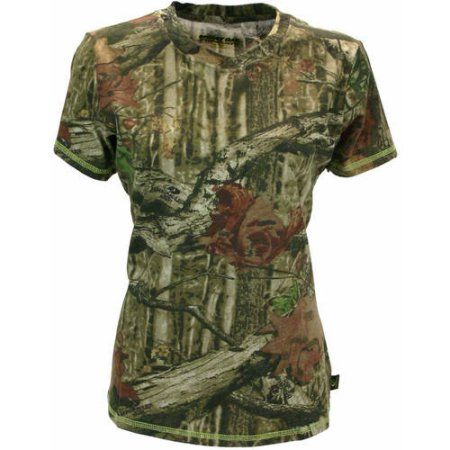 7ad1694a860da Clothing | Products | Short sleeve tee, Short sleeves, Mossy oak