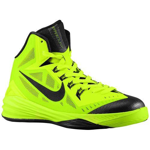 Nike Hyperdunk 2014 - Boys\u0027 Grade School - Basketball - Shoes - Volt/Black