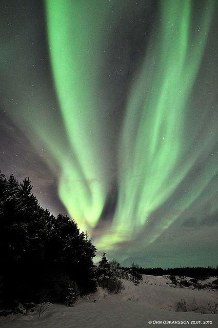 Northern Lights...  Aurora Borealis, Iceland.