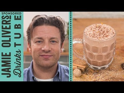 The best eggnog in the world - Jamie Oliver   Features