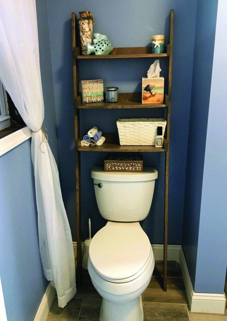 Stylish Ways To Decorate Over The Toilet Storage For Towels Tips For 2019 Toilet Storage Shelves Over Toilet Bathroom Storage Over Toilet