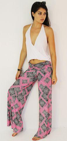 Duchess Flamingo Exumas, slim fit