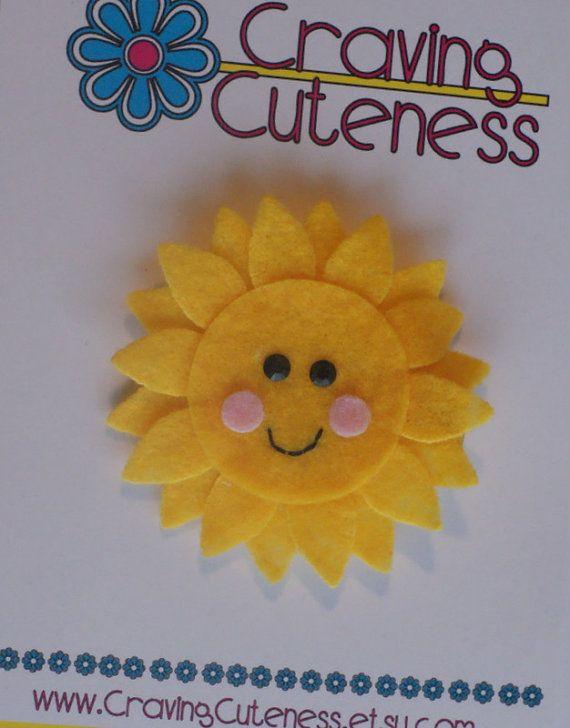 Sun pelo ClipMeet Miss Sunnie por CravingCuteness en Etsy