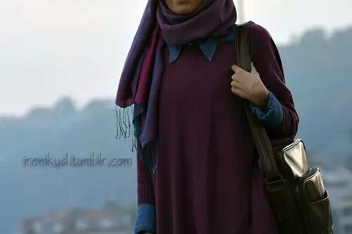 Image de hijab and fashion