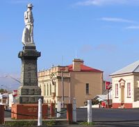 Braidwood.  favourite little country towns to visit. You may be a visitor, but you will always feel welcome.