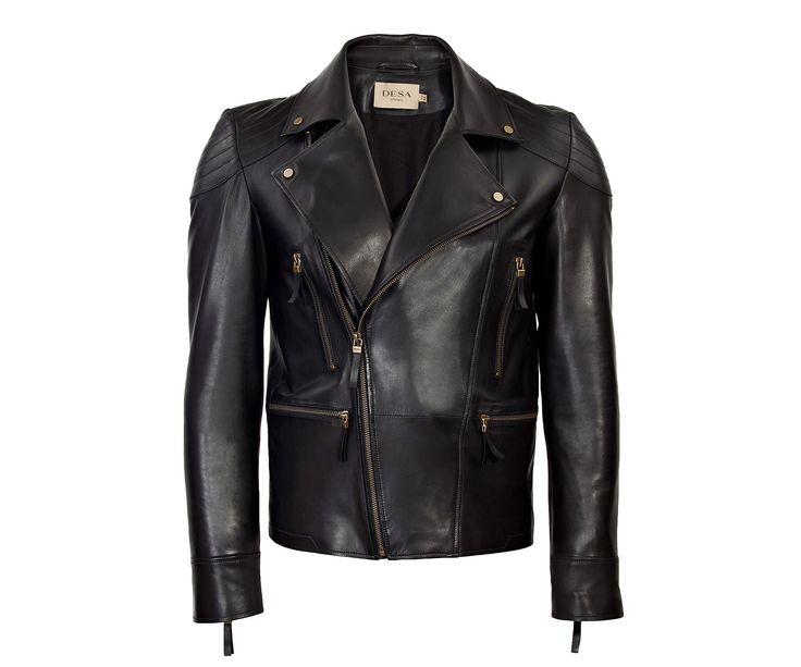 #fashion #style #moda #styleblogger #fashionblogger #leather #leatherjacket #dericeket #deri #ceket #Desa #desafashion #man #manstyle