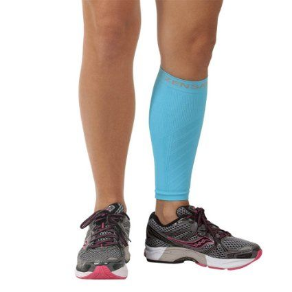 Zensah Calf/Shin Splint Compression Sleeve. If you've ever had lateral shin pain walking/hiking/running, this works wonders. Plus, they have rad colors.
