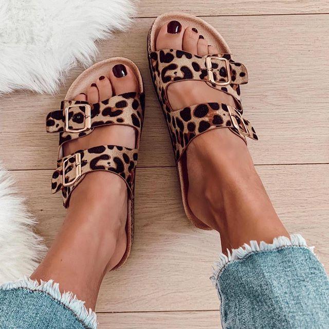 Leopard Birkenstock | Fashion shoes
