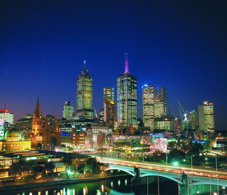 #Melbourne