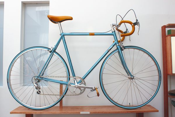 Beautifully finished Patebury adorned Bike