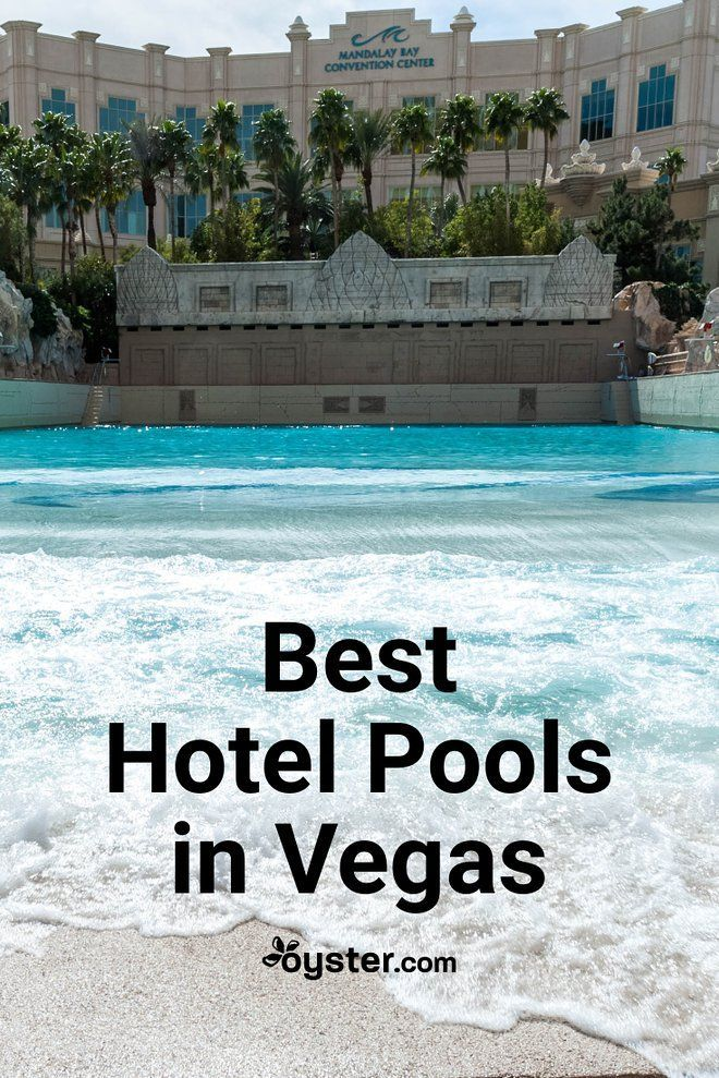 12 Best Hotel Pools In Vegas With Images Las Vegas Hotel Deals