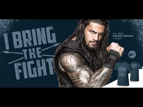 WWE NEWS TODAY - Roman Reigns Shirt, WWE 2K16 Release Date, Renee Young ...