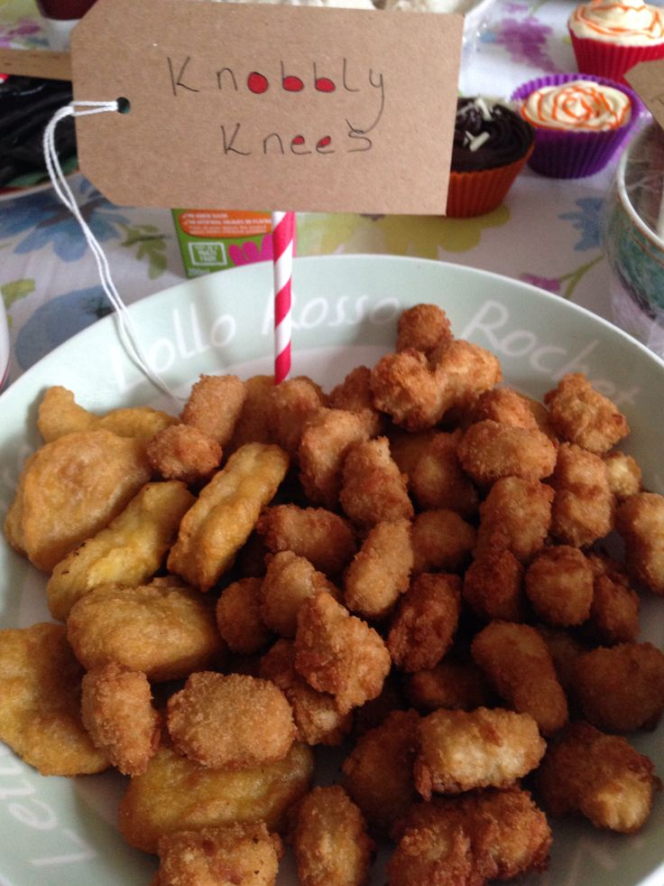 Gruffalo inspired themed buffet
