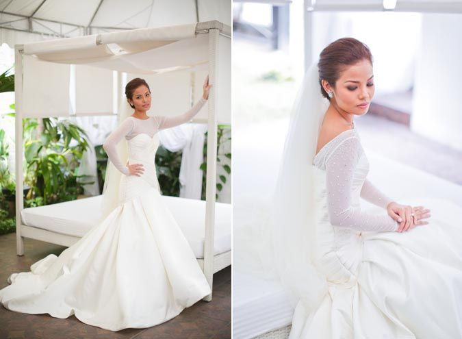 100 Best Wedding Dresses Images On Pinterest The Bride Frocks And Weddings