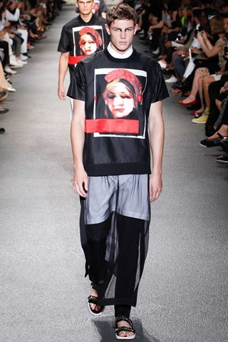 It's #GIVENCHY no more words to descrive it  spring/summer 2013