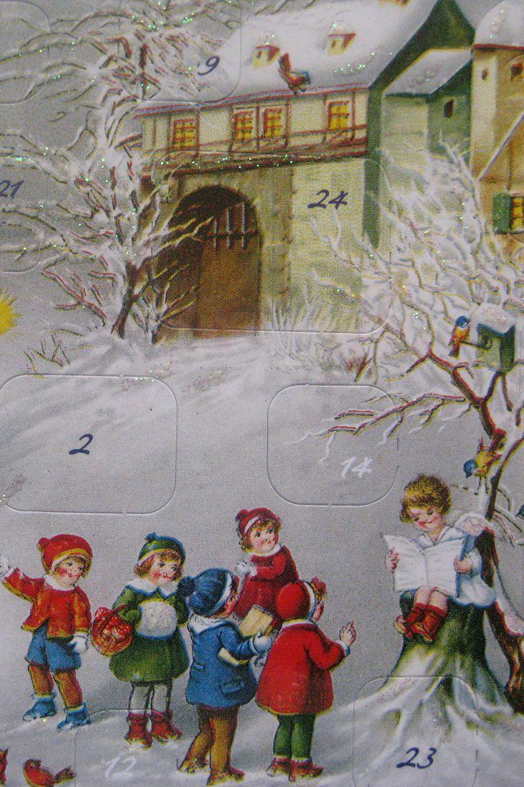 165 best german advent calendars images on pinterest. Black Bedroom Furniture Sets. Home Design Ideas