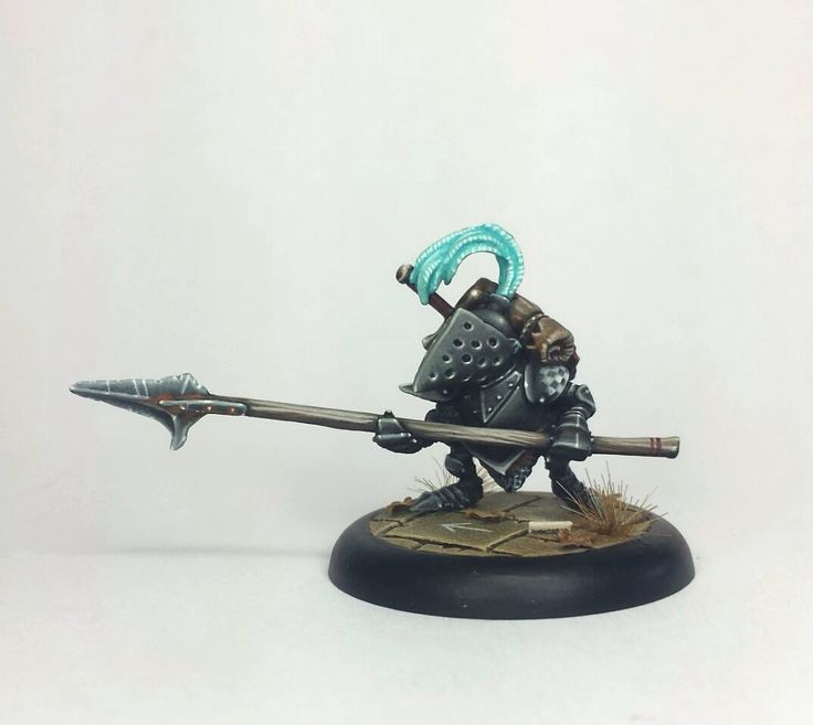 Ridend Banished Knight painted by O.R.C Studios