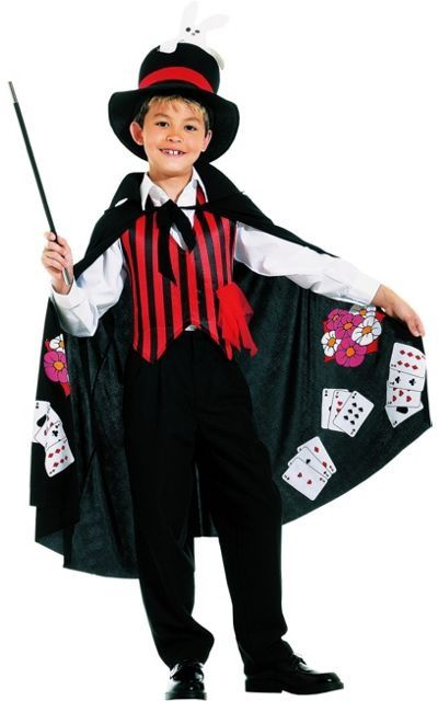 Boys Magician Costume - Party City