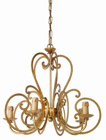 117 best lighting images on pinterest - Classic wrought iron chandeliers adding more elegance in the room ...