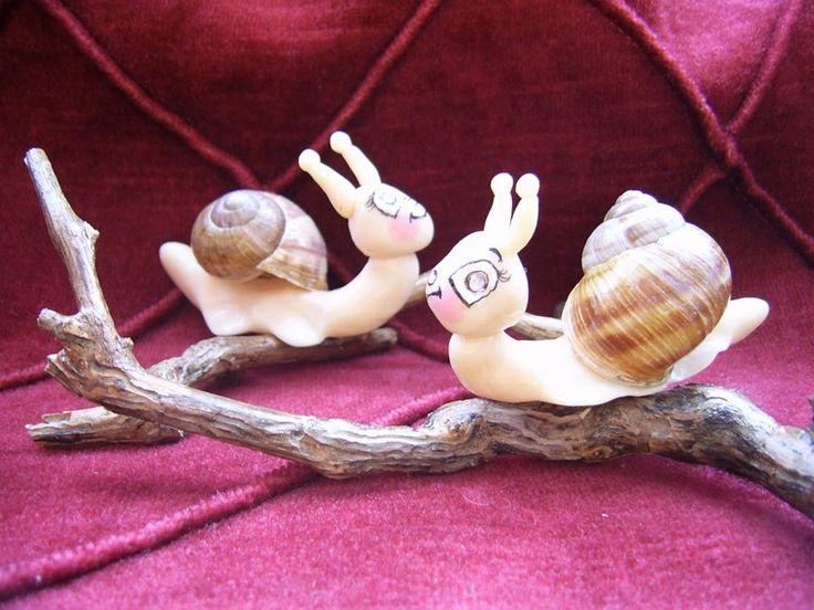 """Így """"születnek"""" a csigabigák - Mesés gyöngyök"""