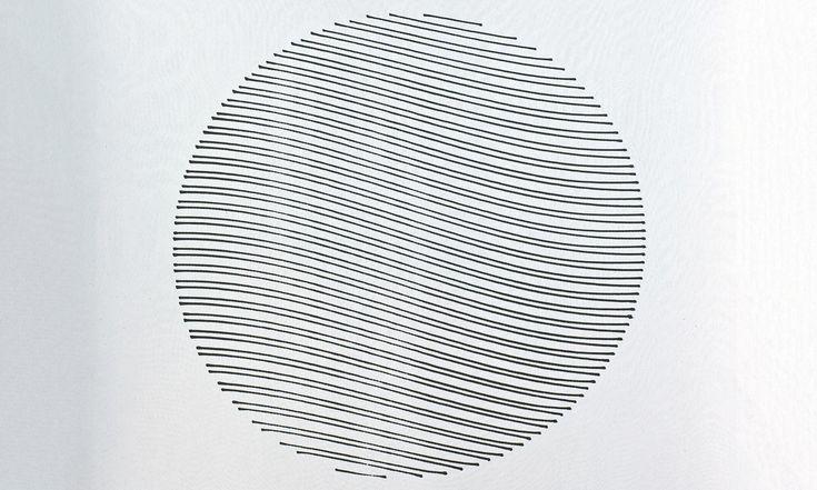Prokop Bartoníček vystaví vPraze laserem vytvořené sítotiskové tisky