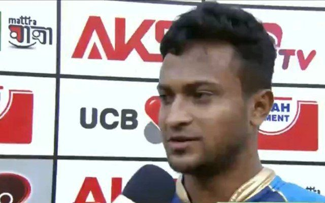 The fairytale love story of Shakib-al-Hasan and his wife will sweep you off your feet