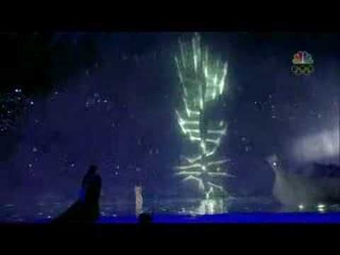 Athens 2004 Opening Ceremony -HD- (5.DNA/Olive Tree) - YouTube next section of Greece opening ceremony