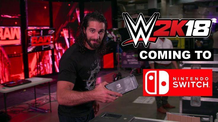 Será la primera vez en cinco años que un videojuego de WWE esté disponible en una plataforma de Nintendo. - http://j.mp/2sHloxe