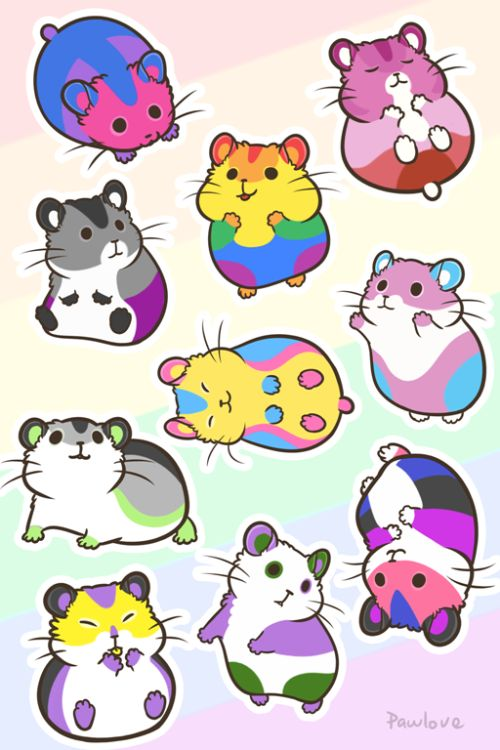 I mainly draw hamsters and rodents, but sometimes other pets and fan arts. I draw things that's positive and happy. Lgbt Quotes, Lgbt Memes, Stolz Tattoo, Lgbt Anime, Pansexual Pride, Gay Aesthetic, Lesbian Pride, Lgbt Community, Gay Art