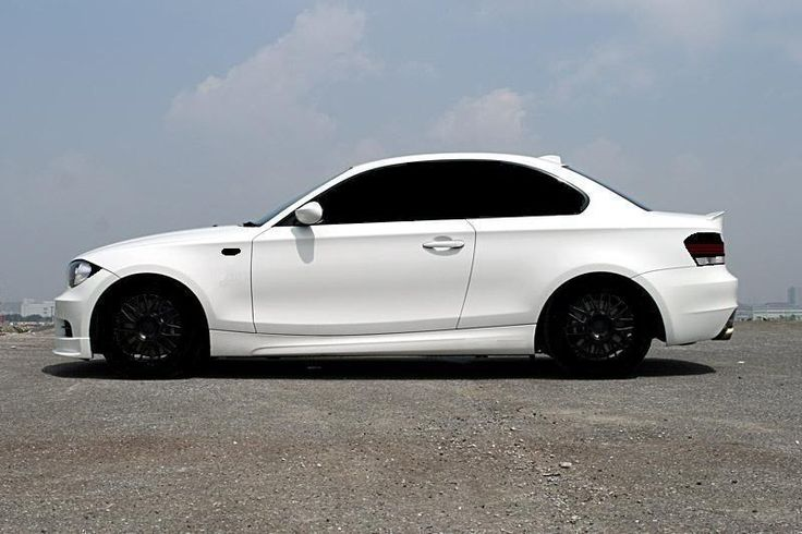 #BMW 1 series coupe