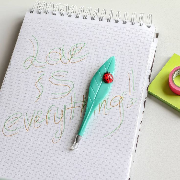 Kalem Yaprak Uğur Yazar Mavi - 15 TL l #ofis #kalem #yaprak #ugurbocegi