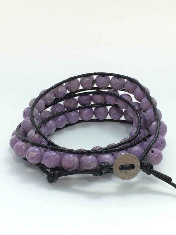 Posh on Parkside makes awesome jewellery for men AND women!