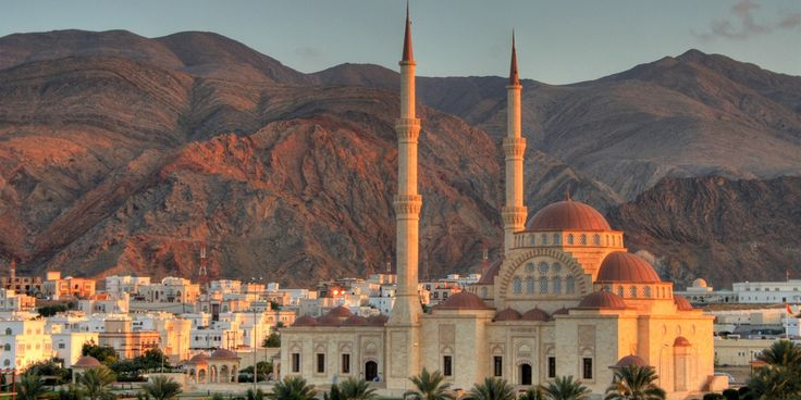 Modern und dynamisch: die Hauptstadt Maskat am Golf von Oman.