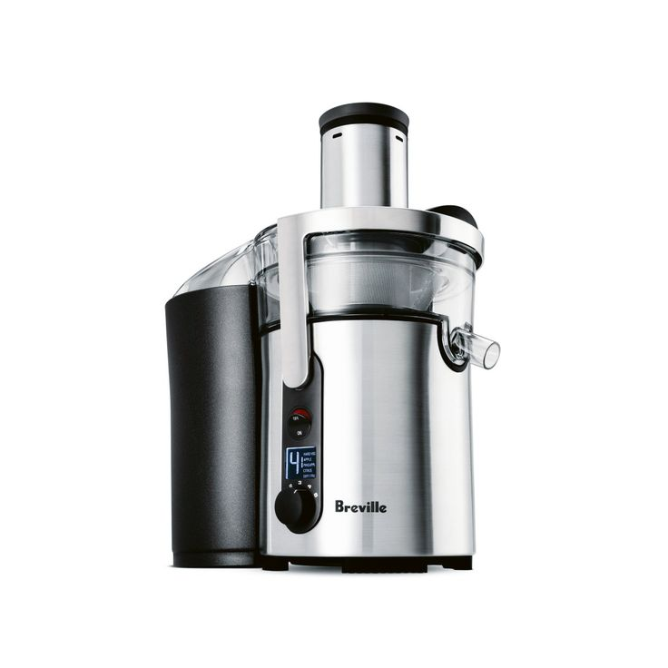 Breville JE510XL  Ikon Juice Fountain Extractor