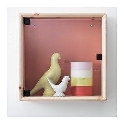 Oltre 25 fantastiche idee su pannelli in vetro colorato su for Vetrinetta ikea