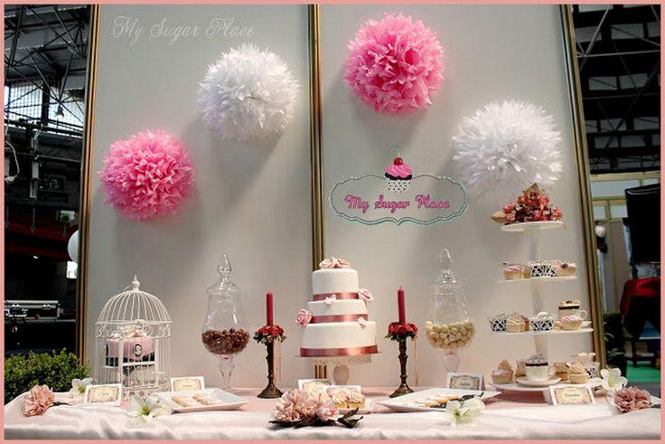 Mesa dulce Romantic