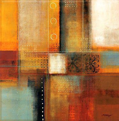 Pinturas Cuadros: Arte abstracto moderno