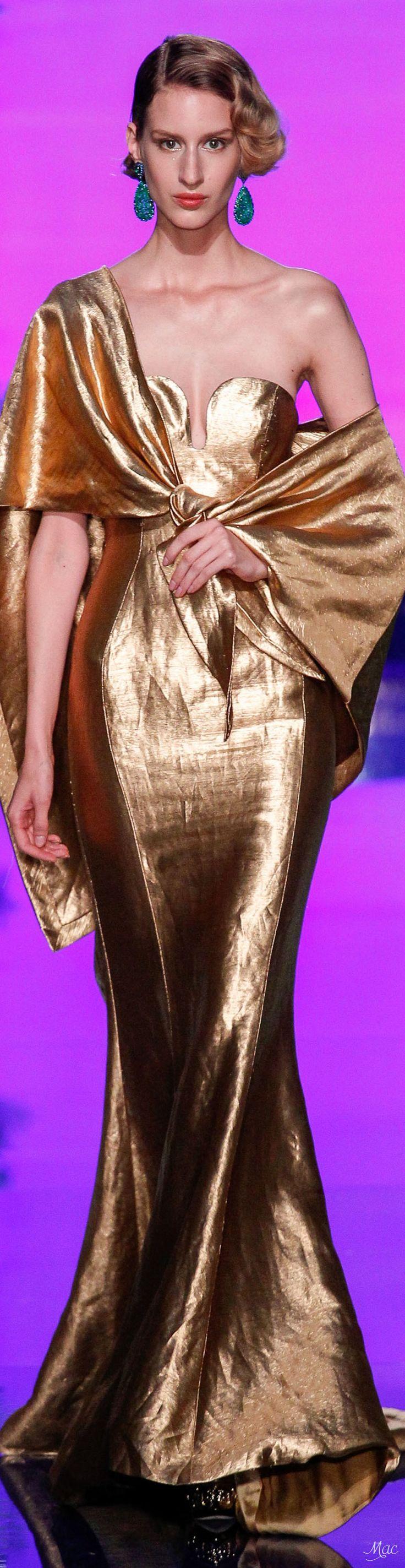 Fall 2017 Haute Couture Guo Pei
