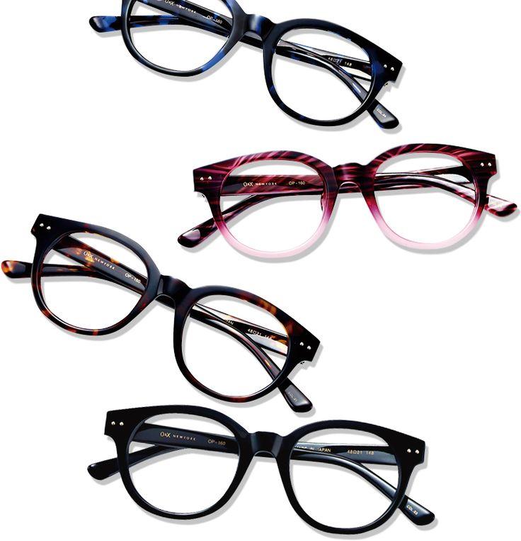 KIO YAMATO & O&X Caitlin Glasses Pinterest Ox