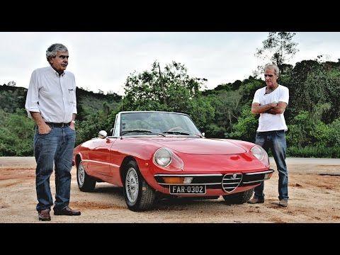 Ae Clássicos: Episódio 1 - Alfa Romeo Spider