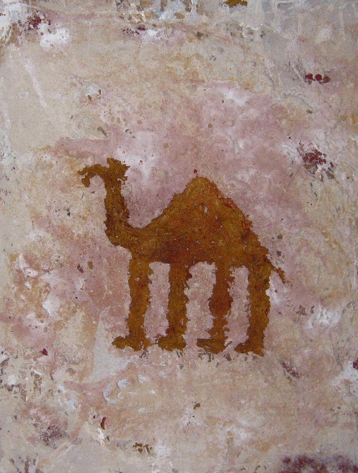 Camel (30cm*40cm, 1995)