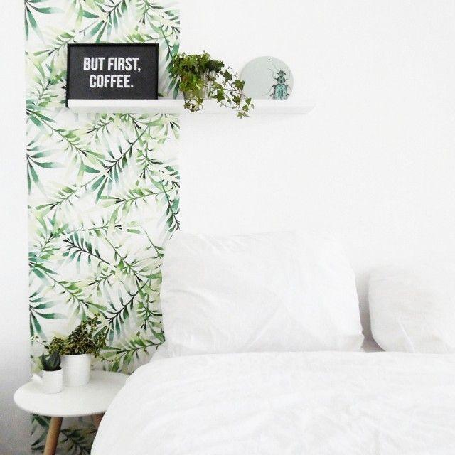 25+ beste ideeën over groen behang op pinterest - behang, zomer, Deco ideeën