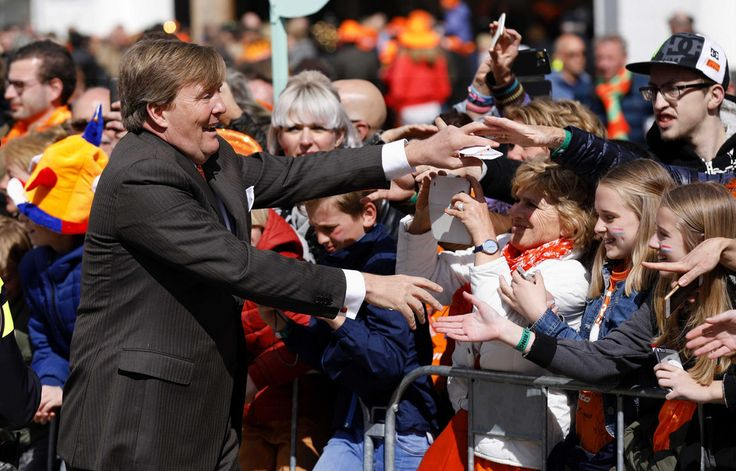 Brabant ontvangt vandaag koning Willem-Alexander. Samen met koningin Maxima en de drie prinsesjes Amalia, Alexia en Ariane viert de koning zijn vijftigste verjaardag in Tilburg.