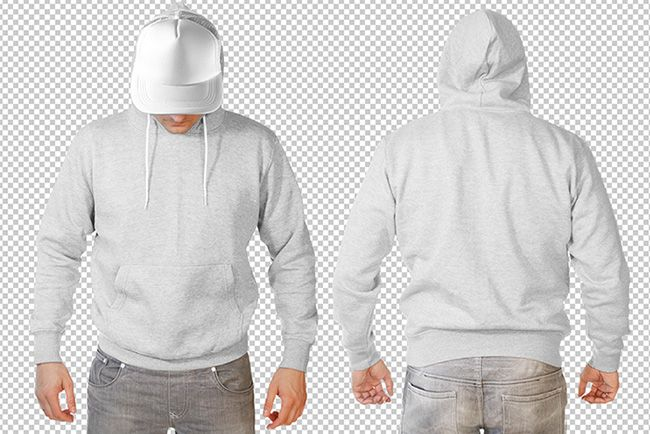 Download Men S Hoodie Front And Back View Mockup Generator Mediamodifier Free Online Mockup Generator Hoodie Mockup Free Clothing Mockup Hoodies