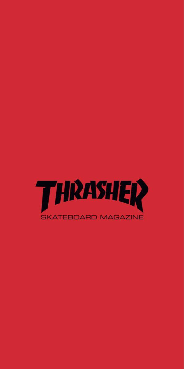 Red Thrasher Wallpaper Red And Black Wallpaper Thrasher Red Wallpaper